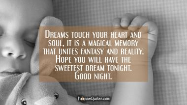 Top Inspirational Good Night Quotes