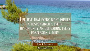 John D Rockefeller Quotes Beautiful Picture Quotes Hoopoequotes