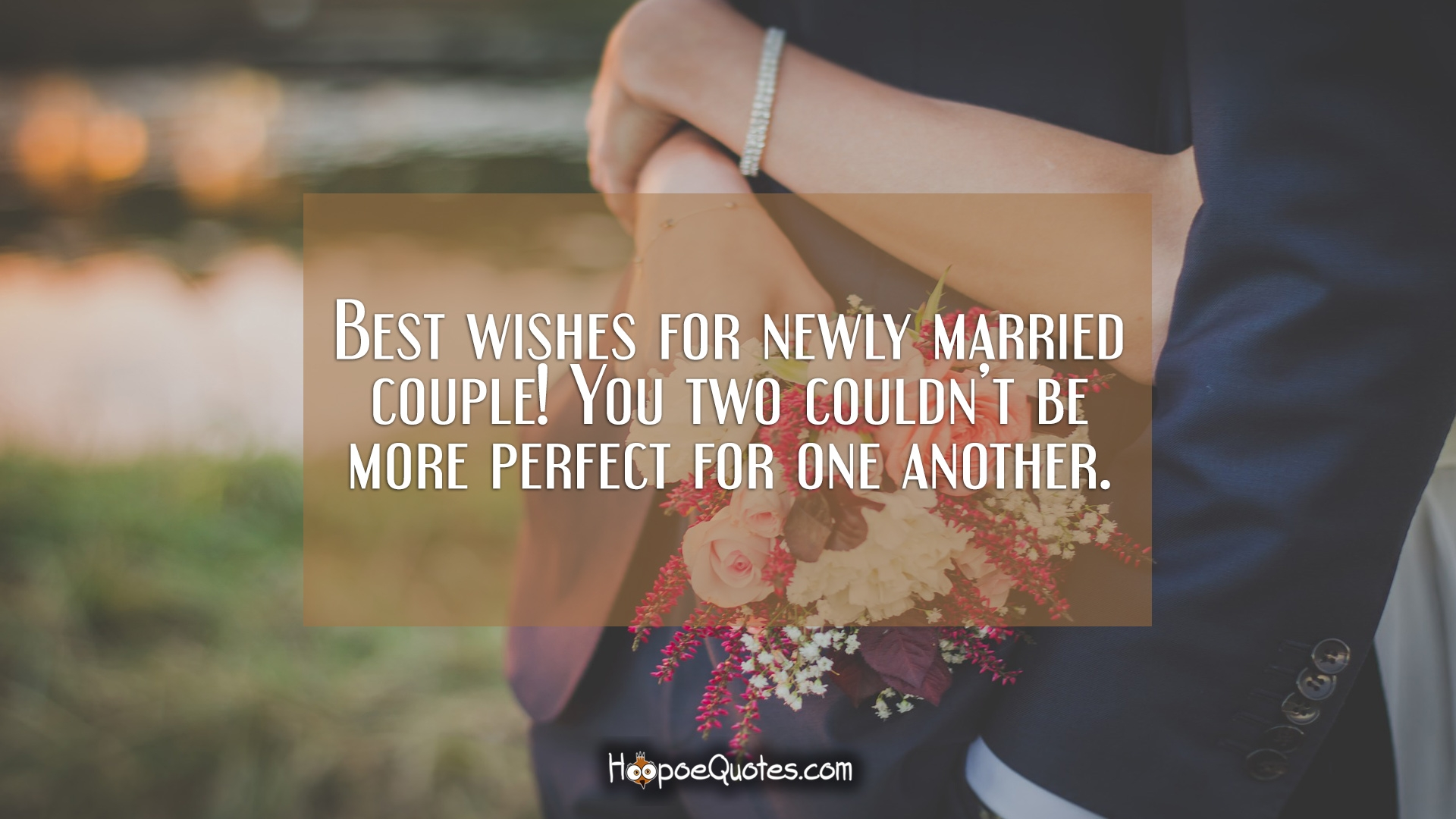 Best Wishes For Newly Married