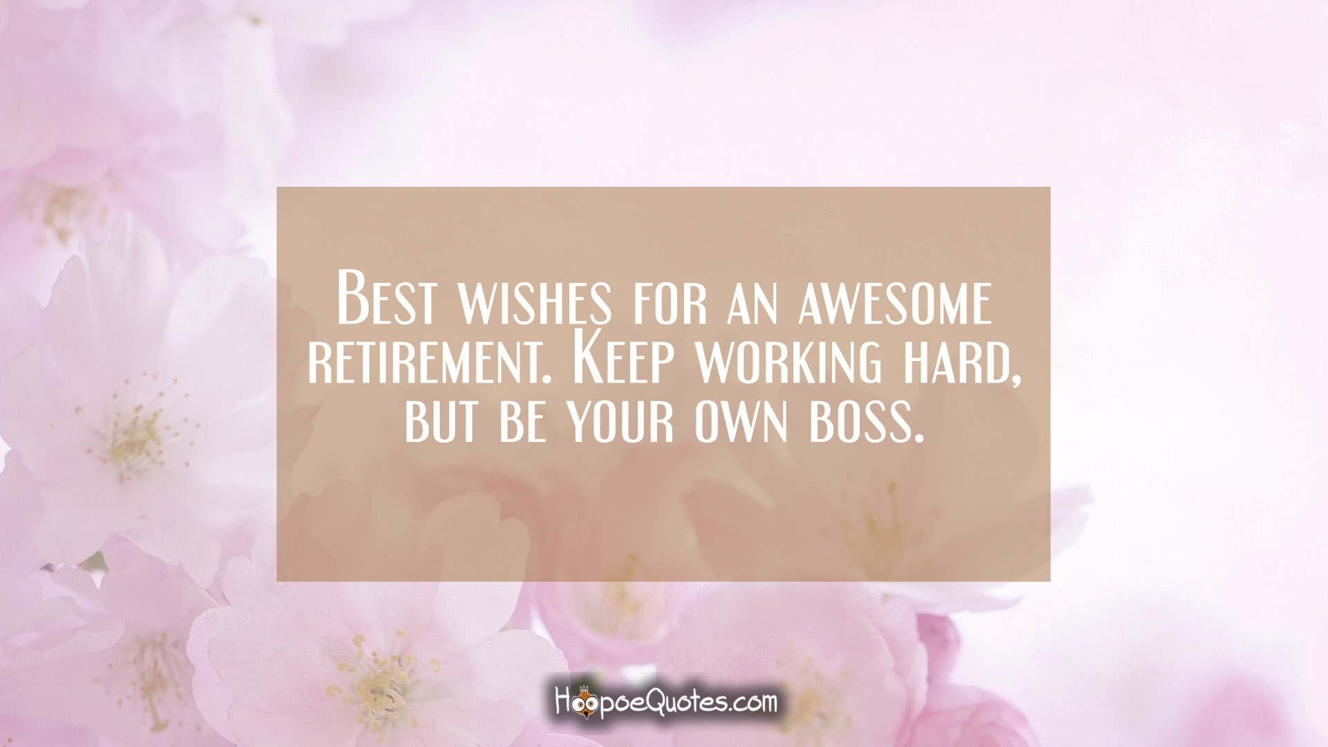Best wishes for an awesome retirement keep working hard but be download facebook facebook google pinterest best wishes for an awesome retirement kristyandbryce Images